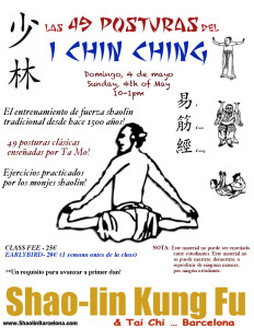 I Chin Ching Flyer